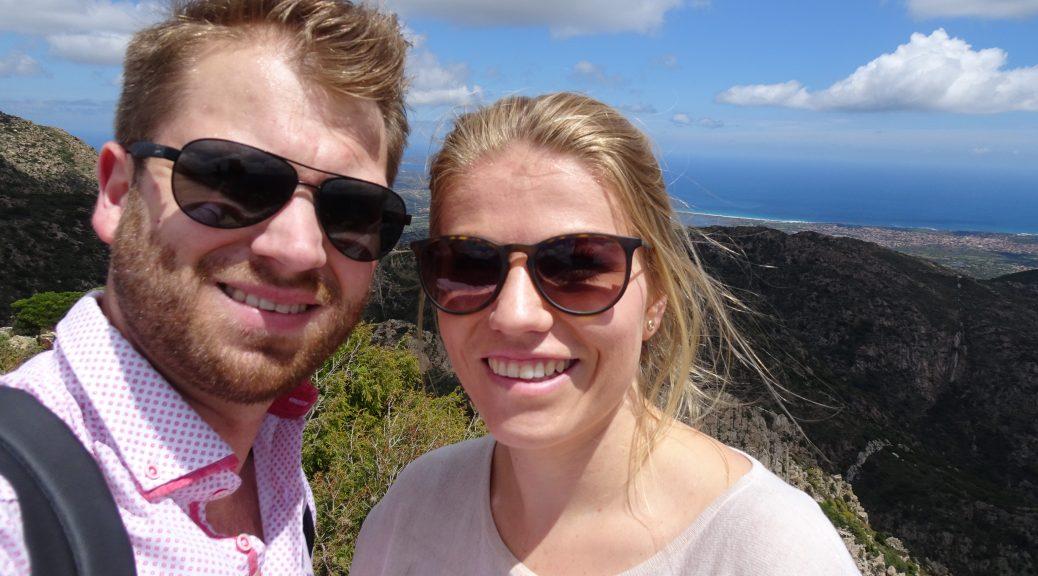 Onze huwelijksreis op Sardinië