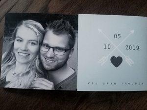 trouwen op 10 mei 2019