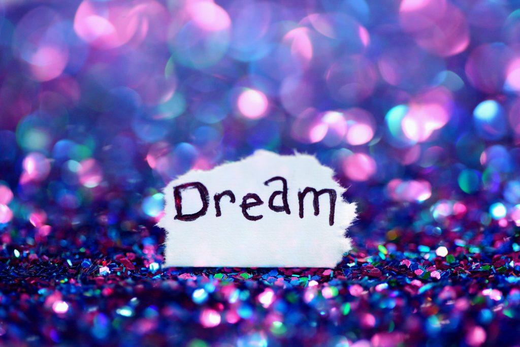 durf je dromen en passies uit te spreken