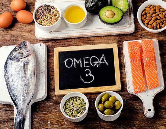 Omega 3 vructhbaarheid verhogen