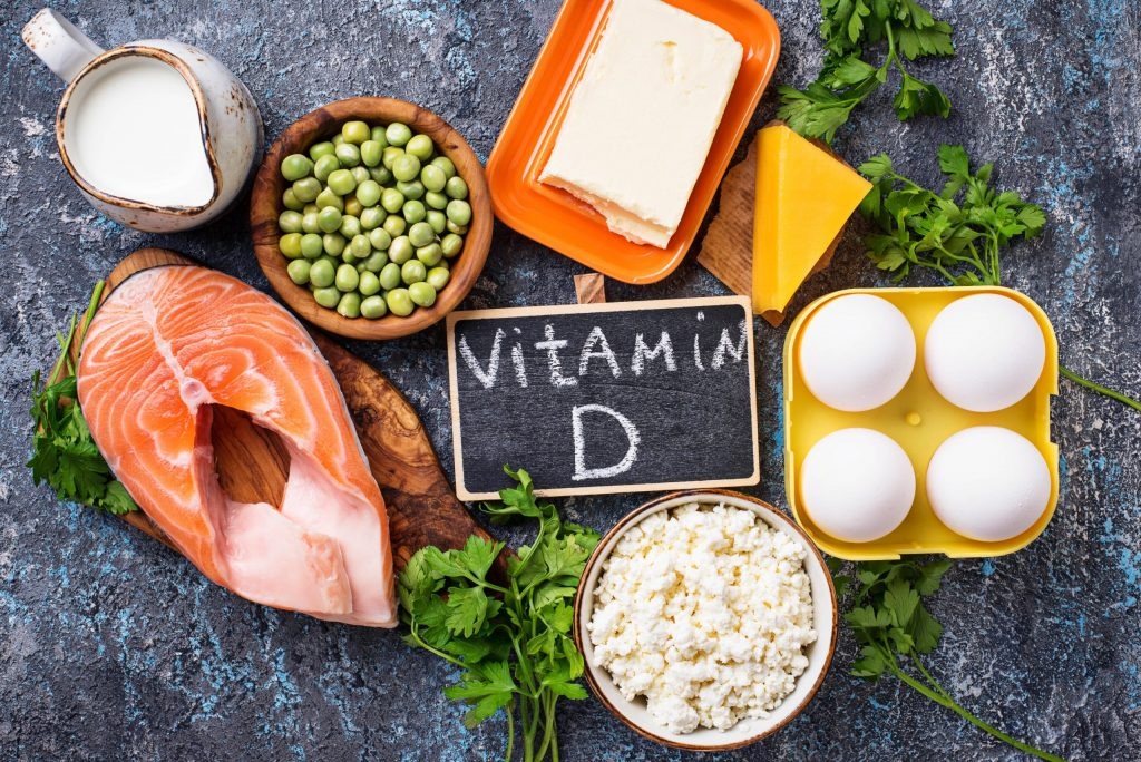 Waar is vitamine D goed voor?