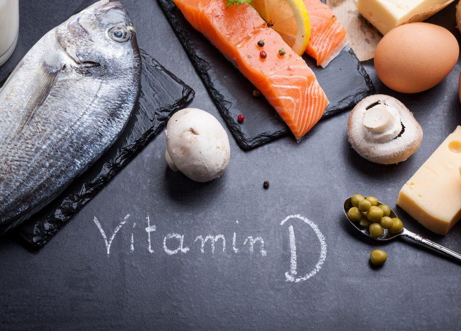 Waar is Vitamine D goed voor en waar zit het in?