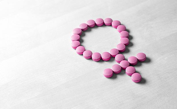 hormoonbehandeling met tabletten
