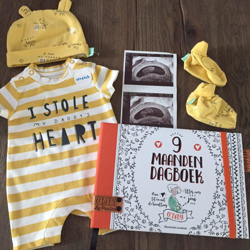 Zo lief eerste pakje en een 9 maanden boek